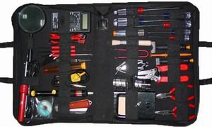 Фото набора инструментов Gembird TK-SOLDER (28 предметов)