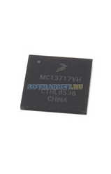 фото Микросхема контроллера питания для Motorola C350 (MC13717)