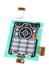 фото Шлейф для Motorola RAZR V3 межплатный с разъемами