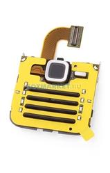 фото Подложка клавиатуры для Nokia N78 в сборе клавишей джойстика и микрофоном ORIGINAL