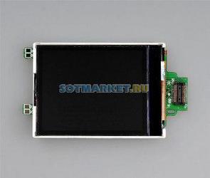 фото Дисплей для Samsung X210 с подложкой