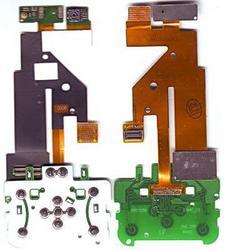 фото Шлейф для Nokia 5610 XpressMusic с подложкой клавиатуры