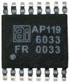 фото Микросхема усилителя мощности для Motorola V3688 AP119