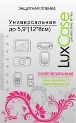 "фото Защитная пленка 5.9"" LuxCase суперпрозрачная"
