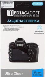 Фото защитной пленки для Canon EOS 600D Media Gadget UC