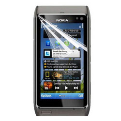 Защитная пленка для Nokia N8 Clever Shield AFP Series