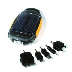 фото Универсальное зарядное устройство на солнечных батареях AcmePower AP MF-2050