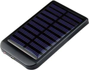 Дозорядные устройства на солнечных батареях