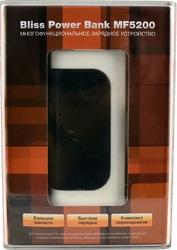фото Зарядное устройство c аккумулятором для Apple iPod touch Bliss Power Bank MF5200