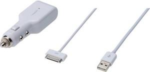 фото Автомобильное зарядное устройство для Apple iPod nano 2G DIGITUS DB-600900-010