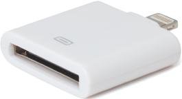 фото Переходник для зарядки Apple iPhone 5 Ecostyle ES-Ad-Ap5WH