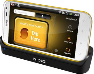 фото Док-станция для HTC Sensation XL KIDIGI LXC-HTSX