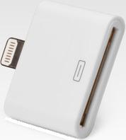 фото Переходник для зарядки Apple iPod touch 5G IQFuture IQ-DC01