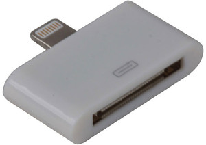 фото Переходник для Apple iPhone 5 Lightning-30pin Jet.A OT-2505