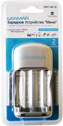 фото Комплект Lenmar PRO116R-10 для аккумуляторных батарей AA и AAA + 2 АКБ