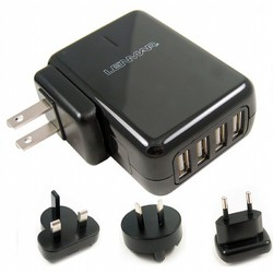 фото Универсальное зарядное устройство Lenmar ACUSB4