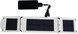 фото Универсальное зарядное устройство на солнечных батареях Safeever SA-006