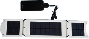 фото Зарядное устройство на солнечных батареях для Acer Aspire V3-771G Safeever SA-006