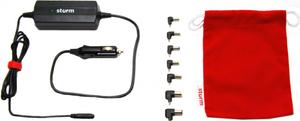 фото Автомобильное универсальное зарядное устройство Storm Car CL90