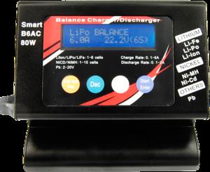 фото Зарядное устройство Smart B6A 80W
