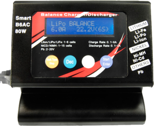 Зарядное устройство Smart B6A 80W SotMarket.ru 1890.000