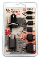 фото Универсальное автомобильное зарядное устройство AcmePower AV-1