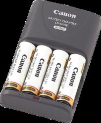 фото Комплект Canon CBK4-300 для аккумуляторных батарей AA + 4 АКБ