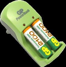 Комплект GP PB550GS250-2CR4 для аккумуляторных батарей AA и AAA + 4 АКБ SotMarket.ru 1660.000