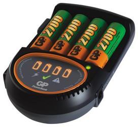 Комплект GP PB50GS270CA-UE4 для аккумуляторных батарей AA и AAA + 4 АКБ SotMarket.ru 2090.000