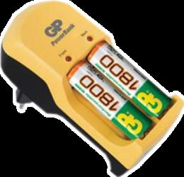 фото Зарядное устройство GP PB350GS-2UE1