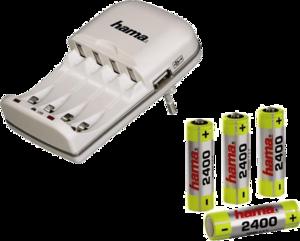 фото Зарядное устройство HAMA Combo H-87061
